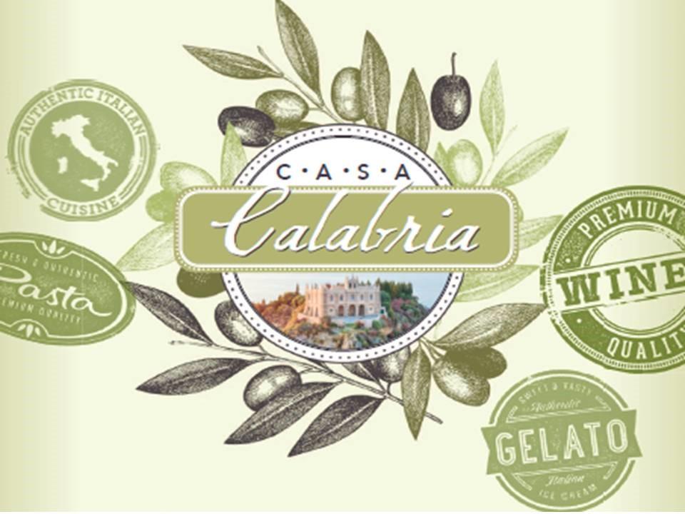 Casa Calabria poster