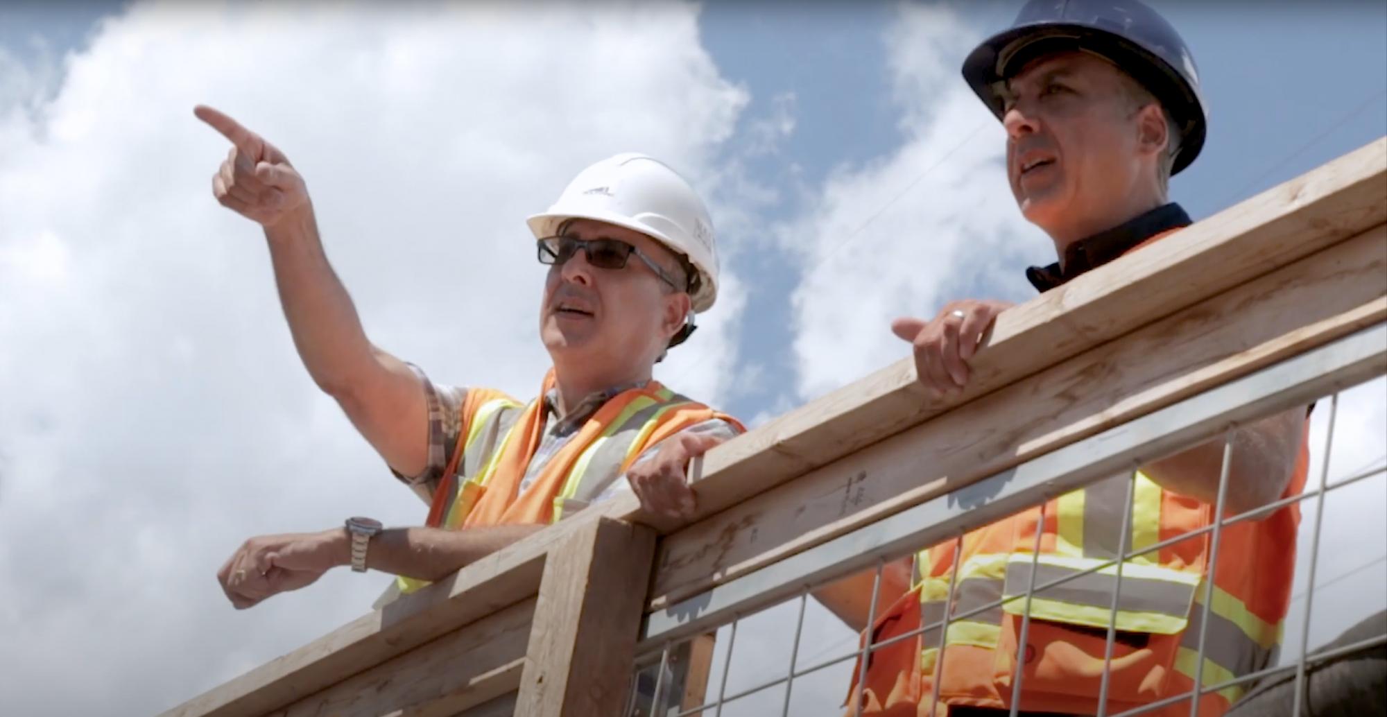 Illumina Construction Update